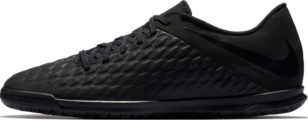 new style 97a29 03475 Nike Hypervenom 3 Club Indoor Soccer Shoes