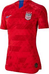 Nike Women's 2019 FIFA Women's World Cup USA Soccer Vapor Authentic Match Away Jersey product image