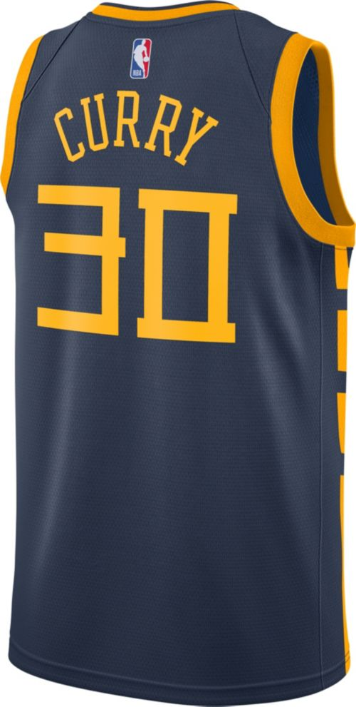 dc4d8fec5107 Nike Men s Golden State Warriors Stephen Curry Dri-FIT City Edition  Swingman Jersey. noImageFound. Previous. 1. 2. 3