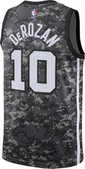 Nike Men's San Antonio Spurs DeMar DeRozan Dri-FIT City Edition Swingman Jersey product image