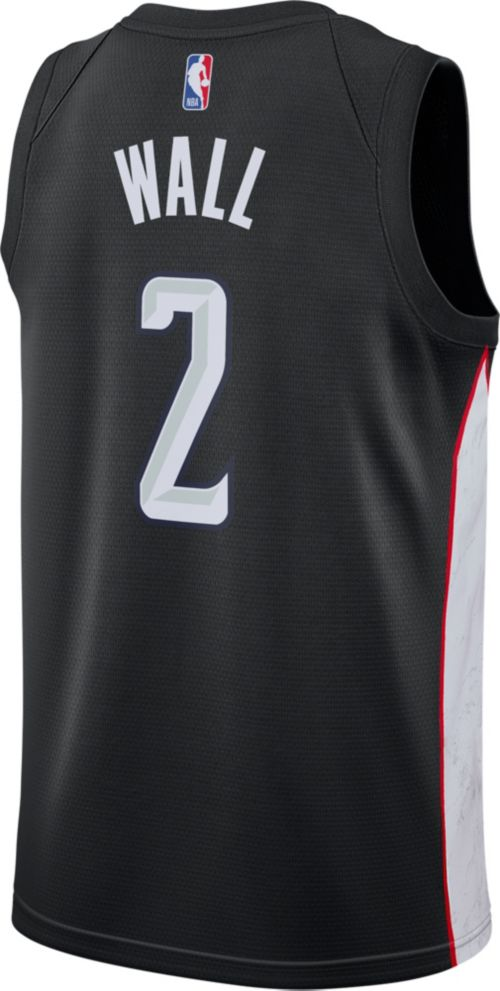 83c55119d Nike Men s Washington Wizards John Wall Dri-FIT City Edition Swingman Jersey.  noImageFound. Previous. 1. 2. 3