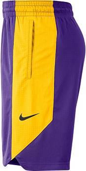 Nike Men's Los Angeles Lakers Dri-FIT Practice Shorts product image