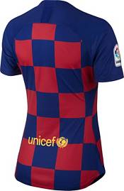 Nike Women's FC Barcelona '19 Breathe Stadium Home Replica Jersey product image