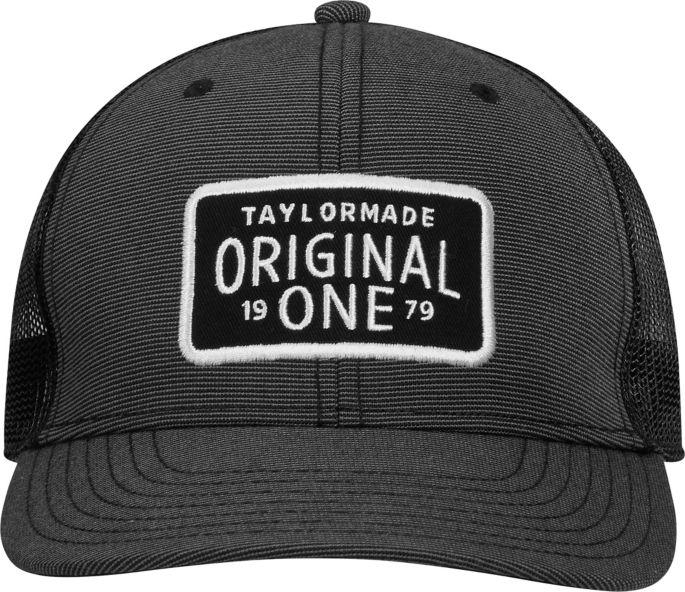 7eef7f4c0 TaylorMade Men's Lifestyle Trucker Golf Hat