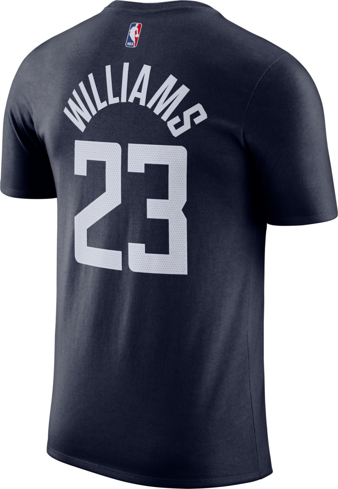 sports shoes 6ceb2 4104d Nike Men's Los Angeles Clippers Lou Williams Dri-FIT City Edition T-Shirt