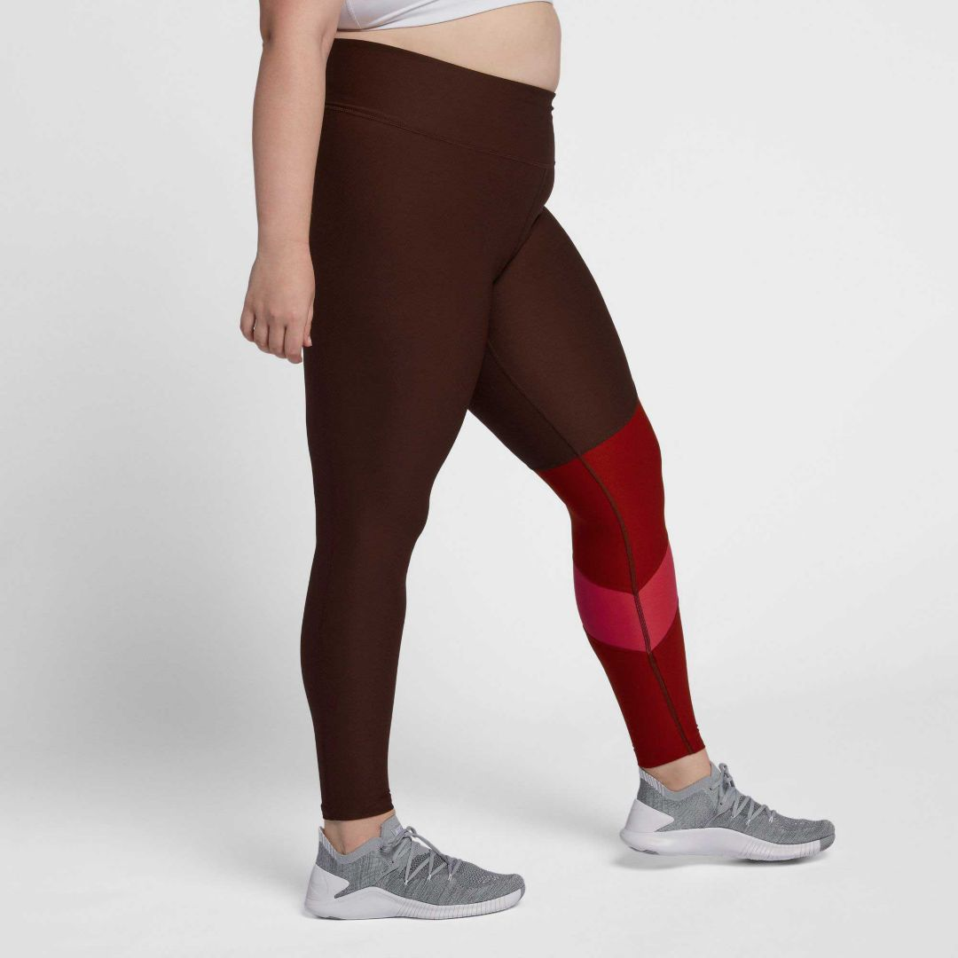 6bbac55f9ee12 Nike Women's Plus Size Power Team Training Tights | DICK'S Sporting ...