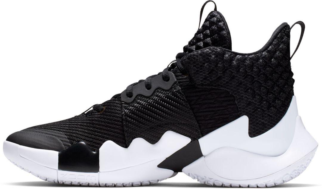 cb89772a80 Jordan Men's Why Not Zer0.2 Basketball Shoes