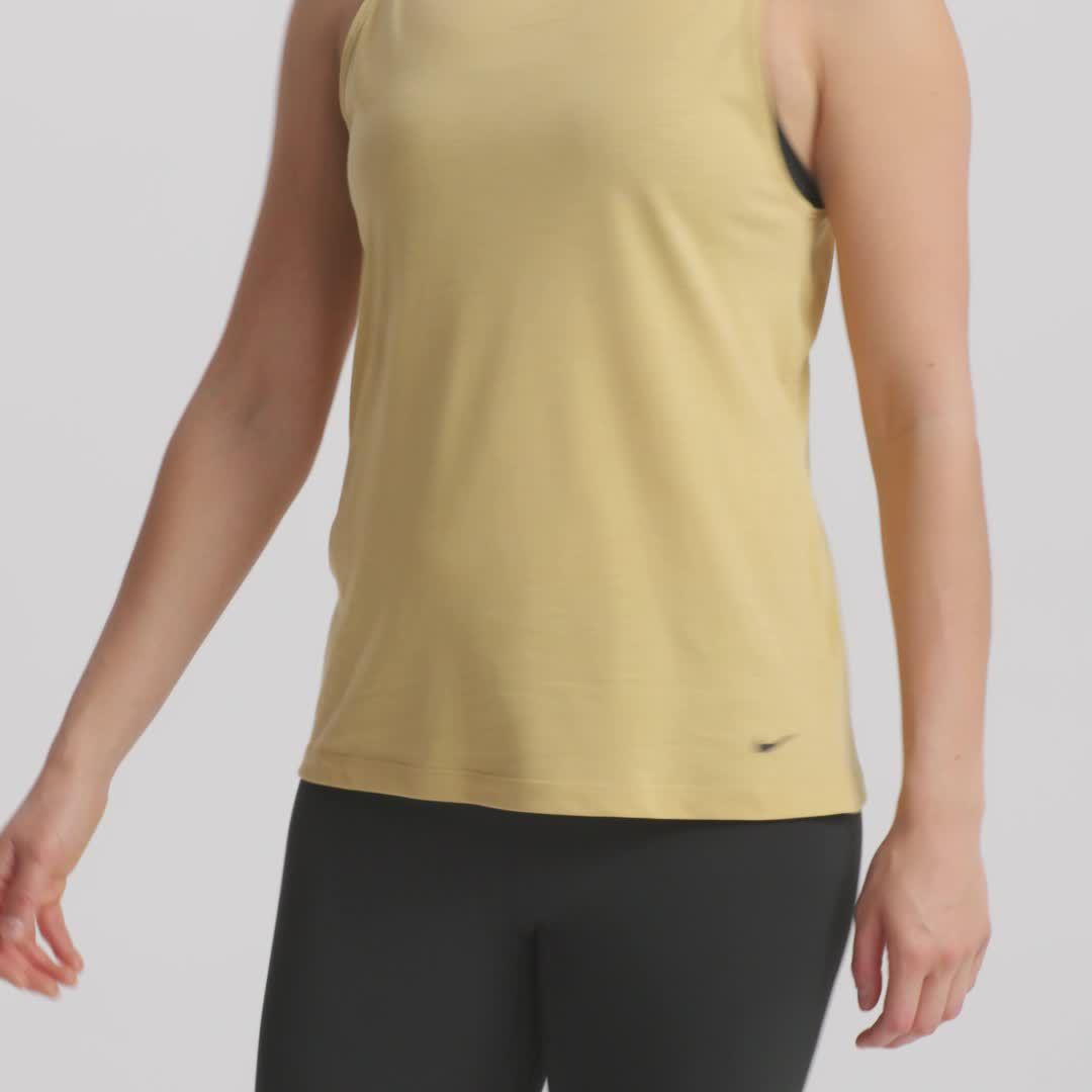 34241436c1c1f Nike Women's Studio Open Back Tank Top   DICK'S Sporting Goods