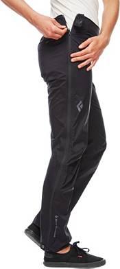 Black Diamond Women's Stormline Stretch Full Zip Rain Pants product image
