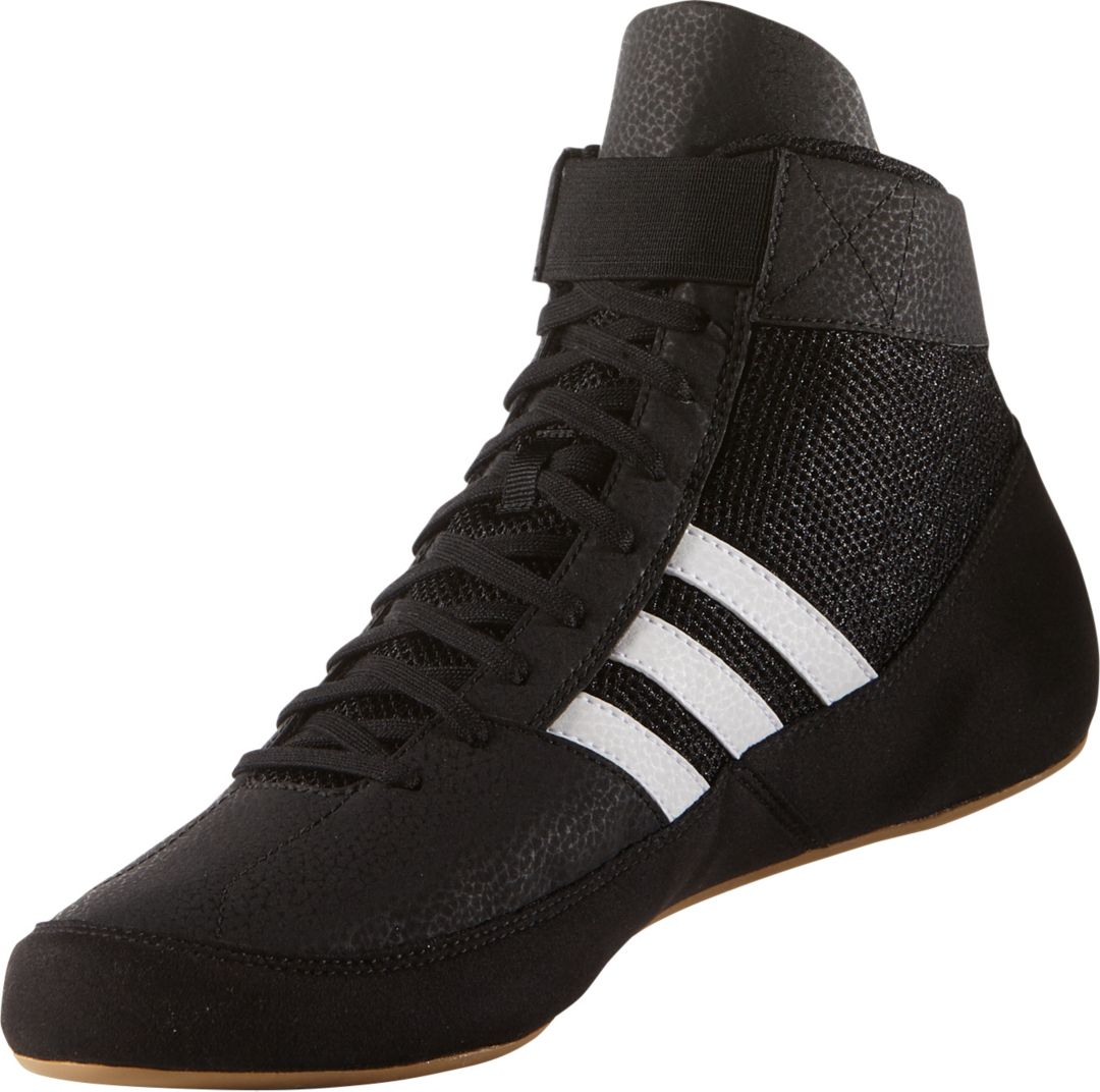 2e6d9749ef832 adidas Men's HVC 2 Wrestling Shoes