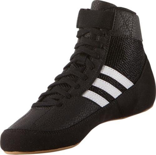 2b9effbfb44 adidas Kids  HVC Wrestling Shoes