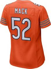 Nike Women's Alternate Game Jersey Chicago Bears Khalil Mack #52 product image
