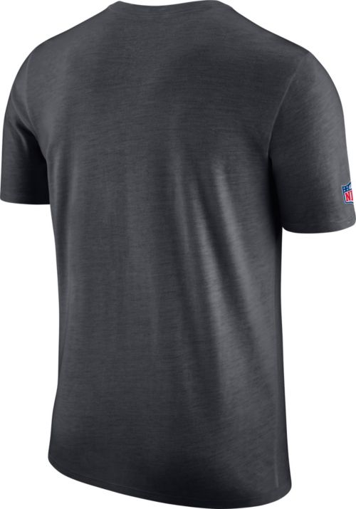 Top Nike Men's Los Angeles Chargers Crucial Catch Logo Anthracite T  supplier