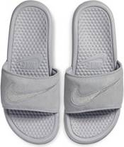 Nike Women's Benassi Just Do It Leather SE Slides product image