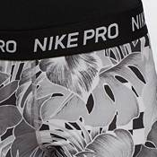 Nike Girls' Pro Allover Print 2 Boy Shorts product image