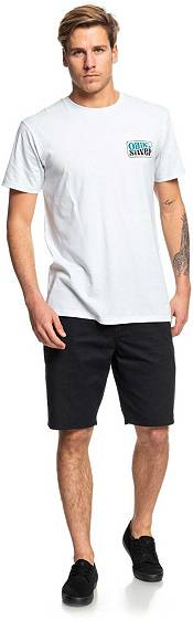 Quiksilver Men's Getting Serious Short Sleeve T-Shirt product image