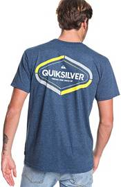 Quiksilver Men's Solid Find Mod Short Sleeve T-Shirt product image