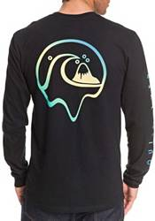 Quiksilver Men's Melted Mix Long Sleeve Shirt product image