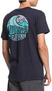 Quiksilver Men's CA Stained Glass T-Shirt product image