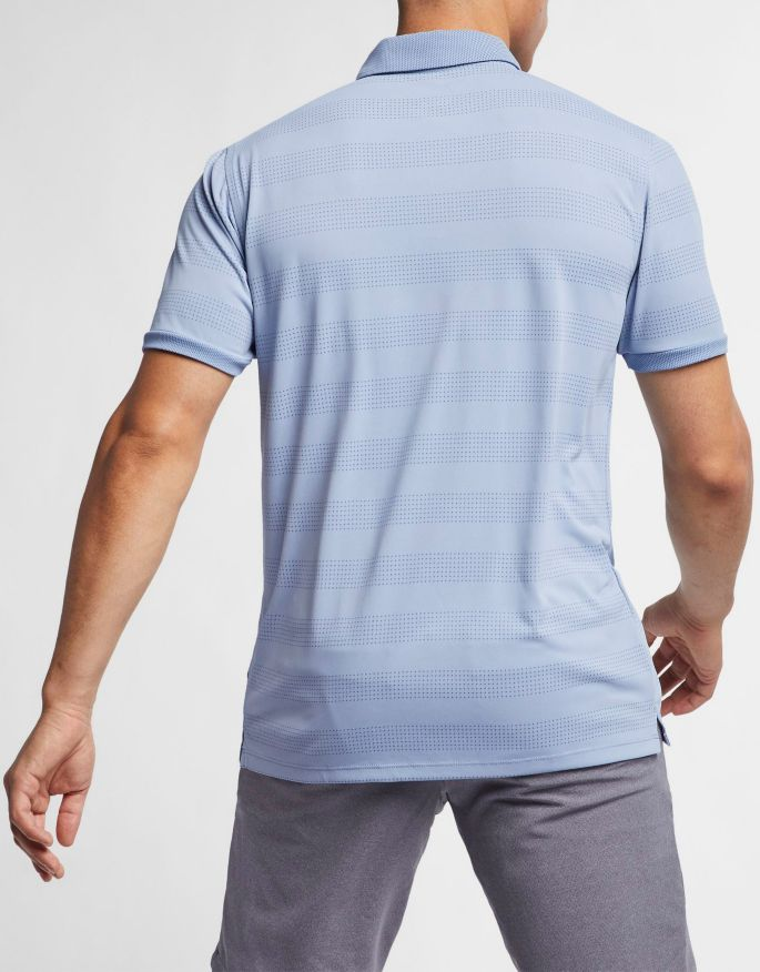 618ffa63bc Nike Men's Zonal Cooling Stripe Golf Polo | Golf Galaxy