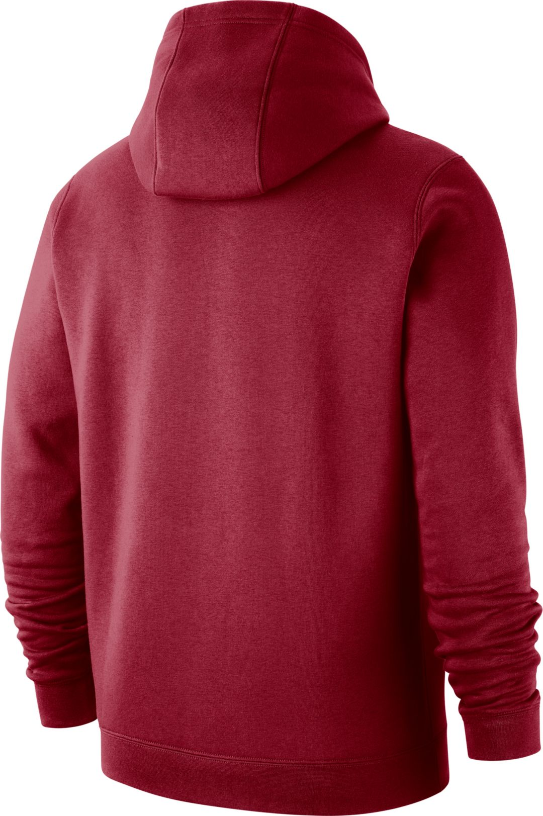 24105bb0ba Nike Men's Stanford Cardinal Club Fleece Pullover Cardinal Hoodie
