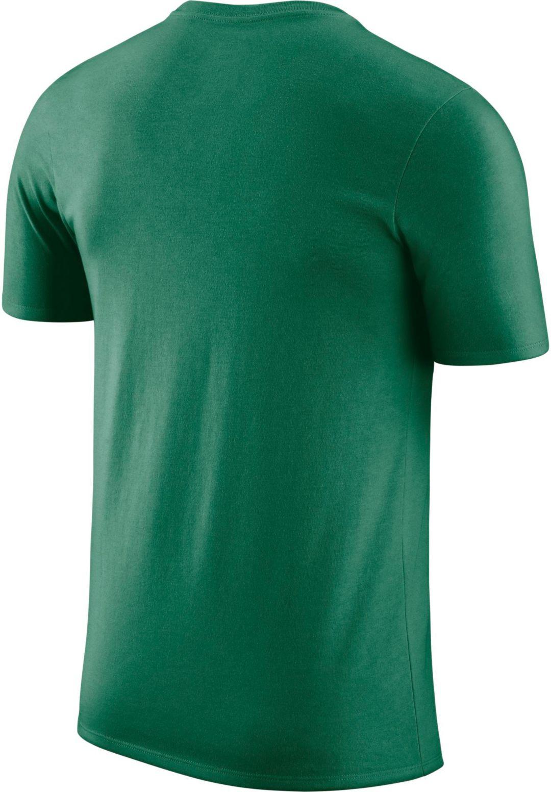8cee0ba55 Nike Men's Boston Celtics Dri-FIT Practice T-Shirt | DICK'S Sporting ...
