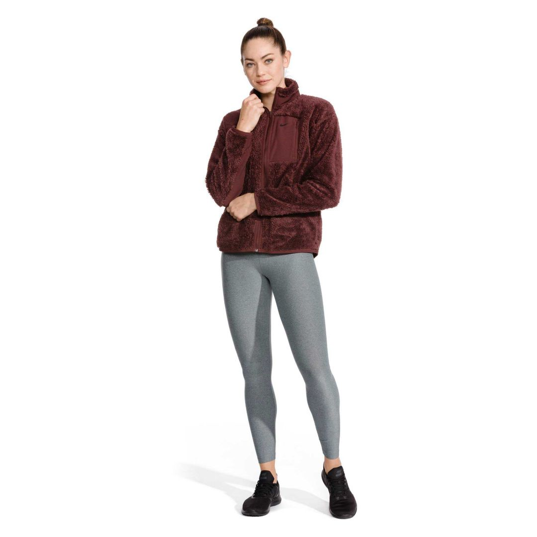98b82563f Nike Women's Therma Sherpa Full Zip Jacket