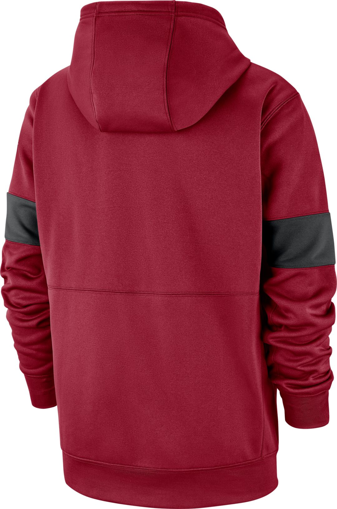 849f99b2a3 Nike Men's Stanford Cardinal Cardinal Therma Football Sideline Pullover  Hoodie