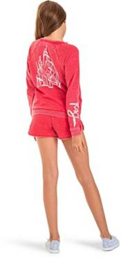 Roxy Girls' Pompom Fleuri Fleece Crew Sweatshirt product image