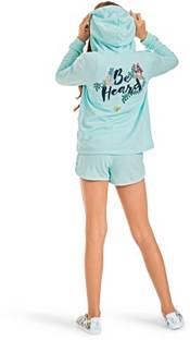 Roxy Girls' Mask And Snorkels Full Zip Hoodie product image