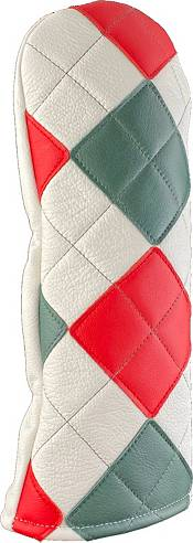 Dormie Workshop Ol' Quilted Argyle Headcover product image