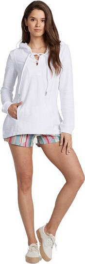 Roxy Women's Pearling Poncho 2 Oversized Hoodie product image