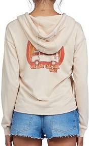 Roxy Women's Moon Rising Zip-Up Hoodie product image