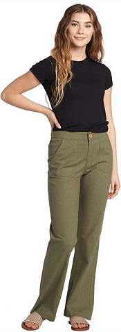 Roxy Women's Oceanside High Waisted Flare Beach Pants product image