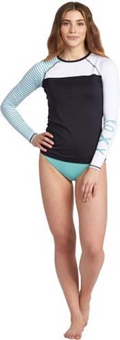 Roxy Women's Stripe Long Sleeve Rash Guard product image