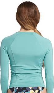 Roxy Women's Cruisin Long Sleeve Zip Rash Guard product image