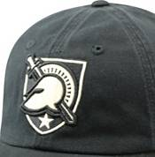 Top of the World Men's Army Black Knights Crew Army Black Adjustable Hat product image