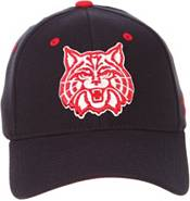 Zephyr Men's Arizona Wildcats Navy Zwool Fitted Hat product image