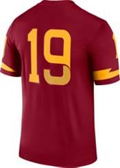 Nike Men's Iowa State Cyclones #19 Cardinal Dri-FIT Legend Football Jersey product image
