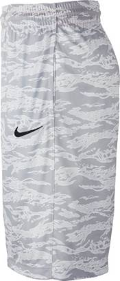 Nike Men's Dri-FIT Courtlines Camo Print Basketball Shorts product image