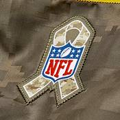 Nike Men's Salute to Service Cleveland Browns Olive Lightweight Camo Jacket product image