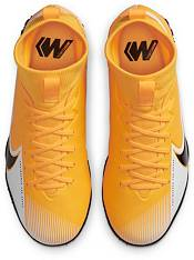 Nike Kids' Mercurial Superfly 7 Academy Turf Soccer Cleats product image