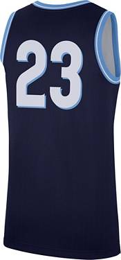 Nike Men's Villanova Wildcats #23 Navy Replica Basketball Jersey product image