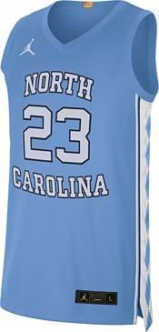 Jordan Men's Michael Jordan North Carolina Tar Heels #23 Carolina Blue Limited Basketball Jersey product image