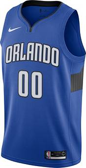 Nike Men's Orlando Magic Aaron Gordon #00 Royal Dri-FIT Statement Swingman Jersey product image