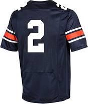 Under Armour Men's Auburn Tigers #2 Blue Replica Football Jersey product image