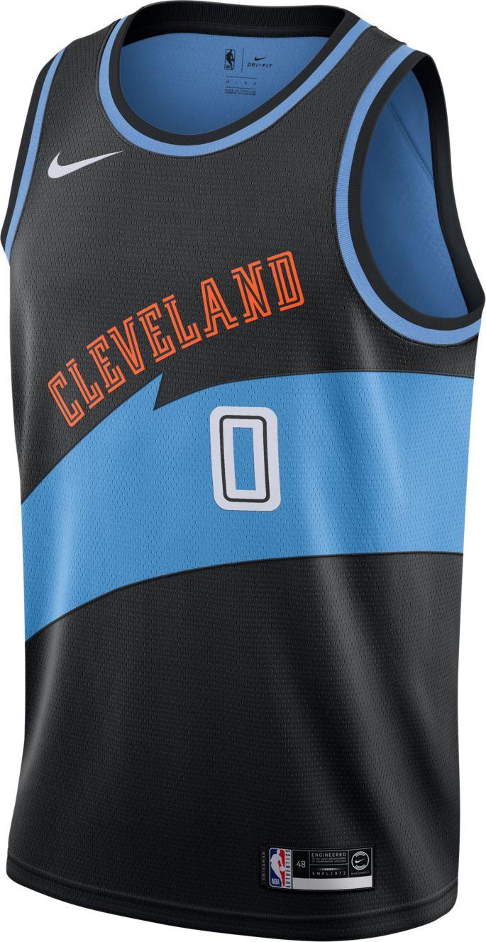 factory price 75aae 5e208 Nike Men's Cleveland Cavaliers Kevin Love #0 Hardwood Classic Dri-FIT  Swingman Jersey