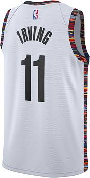 Nike Men's Brooklyn Nets Kyrie Irving Dri-FIT City Edition Swingman Jersey product image