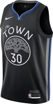 Nike Men's Golden State Warriors Stephen Curry Dri-FIT City Edition Swingman Jersey product image