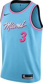 Nike Men's Miami Heat Dwyane Wade Dri-FIT City Edition Swingman Jersey product image